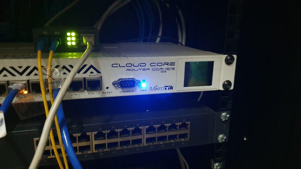 networking equipment