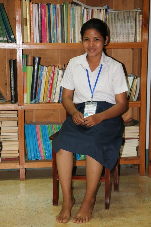 Sariem - student to sponsor