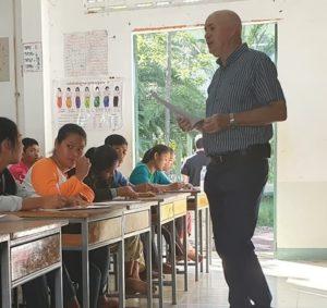 teacher alan clarke