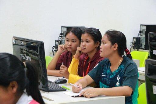 IT club cambodia