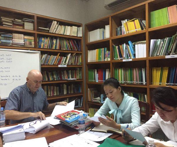 English open days for teachers